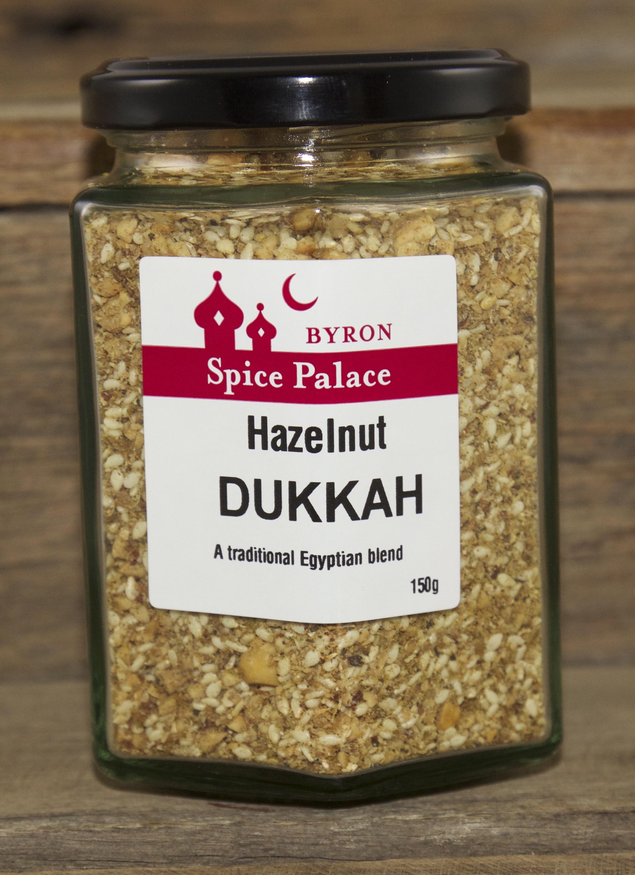 Dukkah with Hazelnuts - Spice Palace