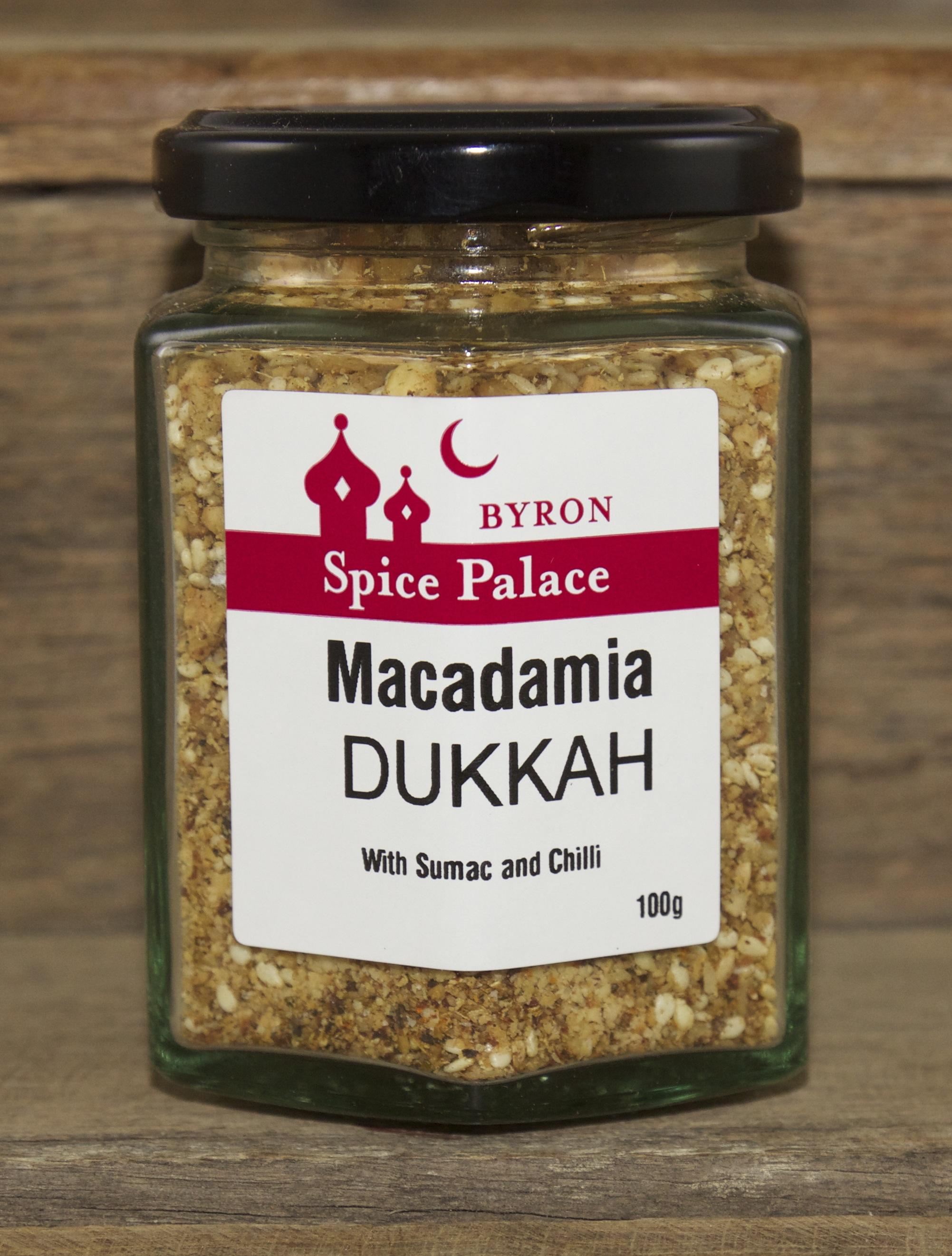 Dukkah with Macadamias - Spice Palace